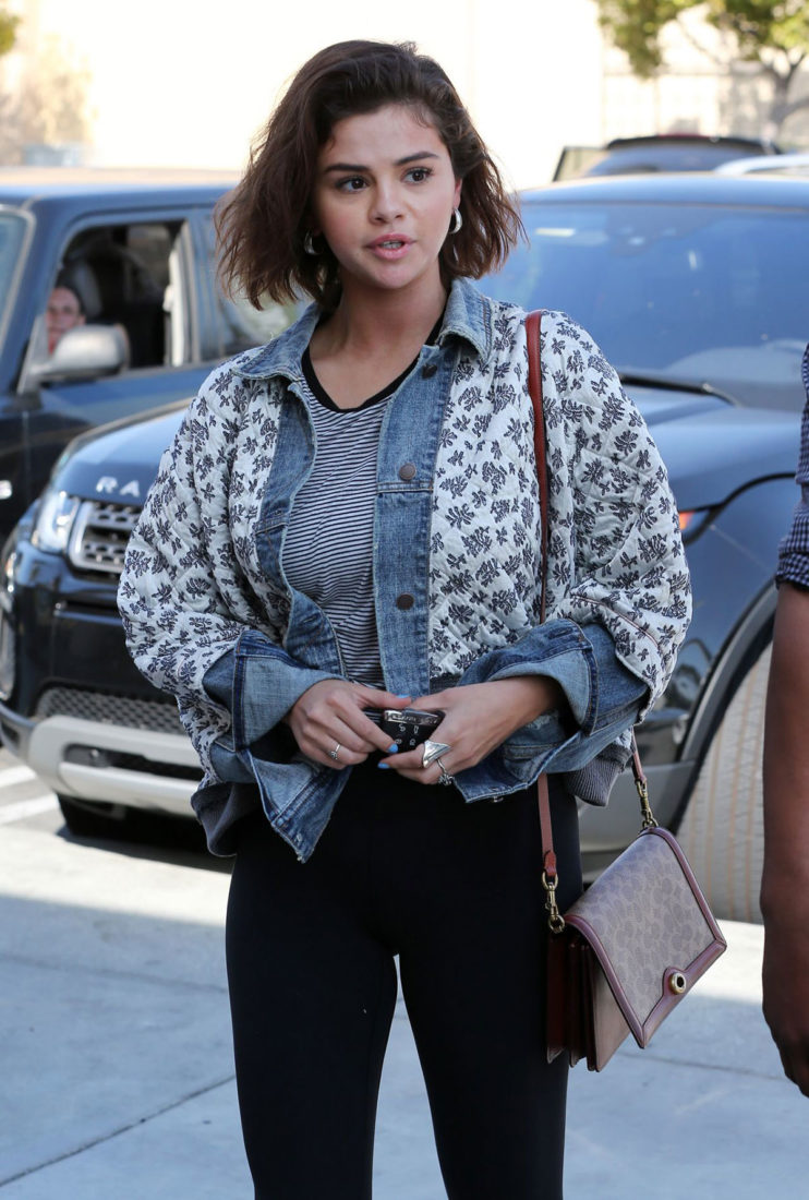 Selena Gomez Out in AnaheimSelena Gomez Out in Anaheim