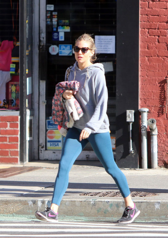 Sienna Miller and Tom Sturridge Out in New York