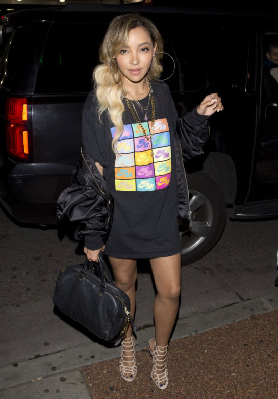 Tinashe - Delilah in West Hollywood