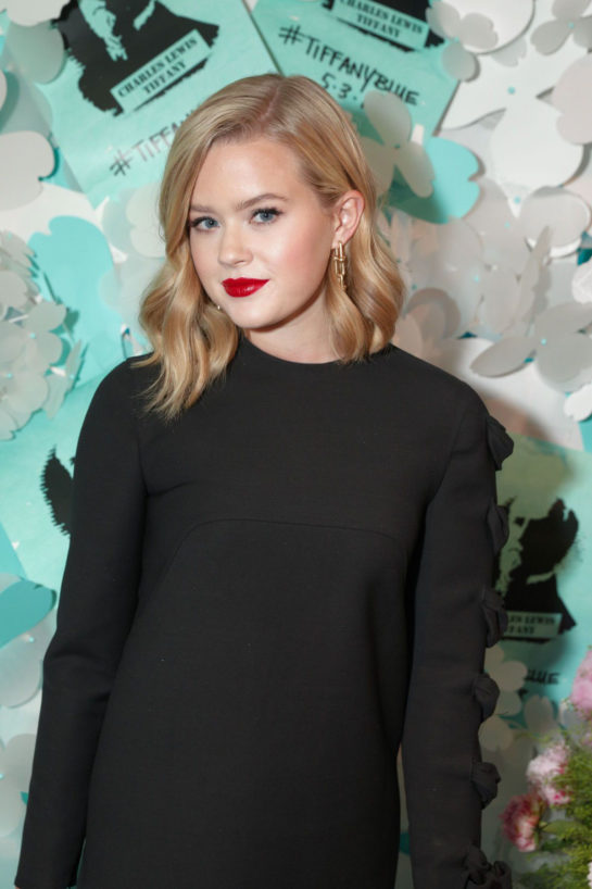 Ava Phillippe – Tiffany & Co. Jewelry Collection Launch in New York
