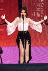 Camila Cabello Performing at the Rose Bowl in Pasadena