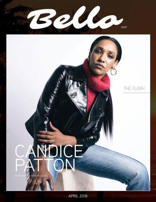 Candice Patton for Bello Magazine 2018