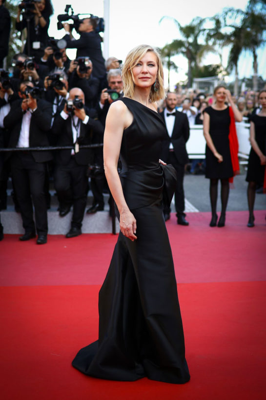 Cate Blanchett at Cannes Film Festival 2018