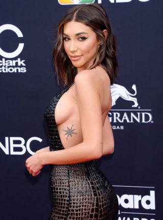 Chantel Jeffries at 2018 Billboard Music Awards