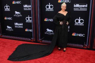Christina Aguilera at 2018 Billboard Music Awards