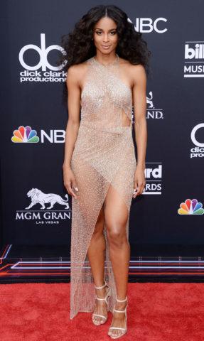Ciara at 2018 Billboard Music Awards