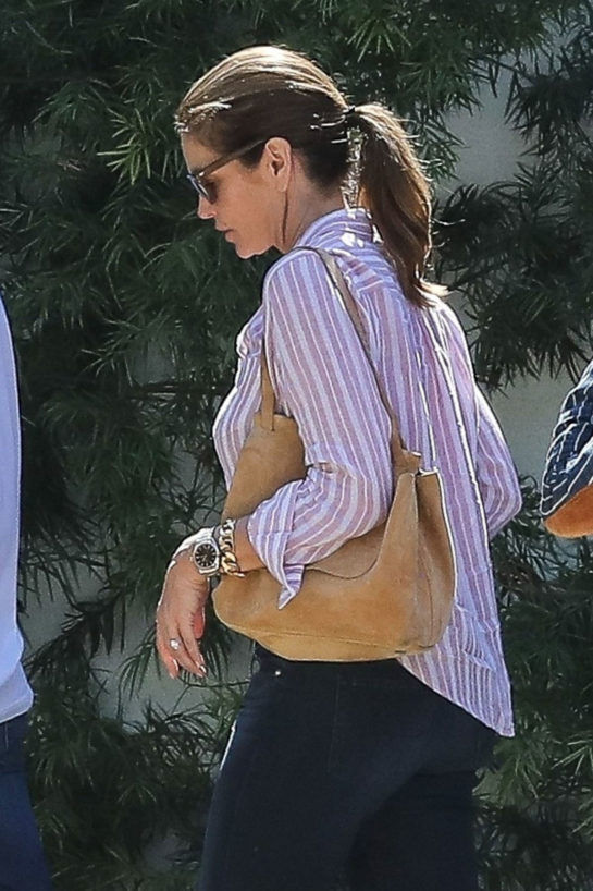 Cindy Crawford Out in Beverly Hills