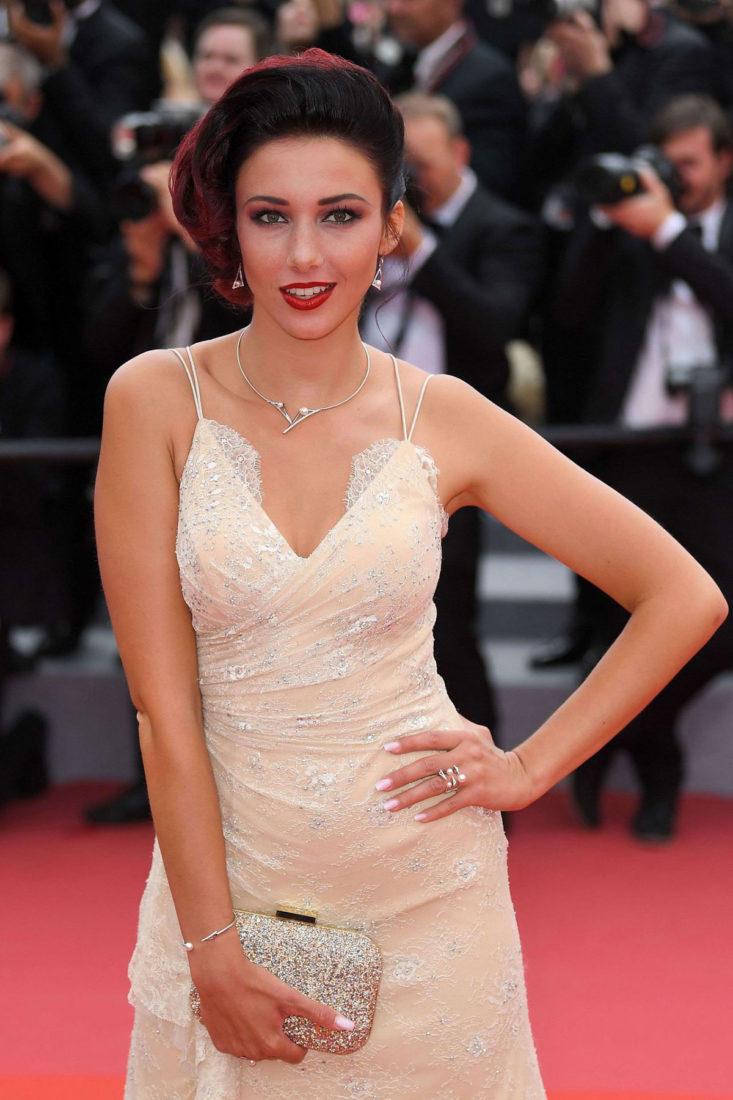 Delphine Wespiser at Cannes Film Festival 2018