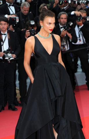 Irina Shayk at Cannes Film Festival 2018