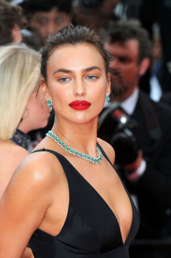 Irina Shayk at Cannes Film Festival 2018
