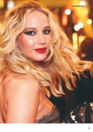 Jennifer Lawrence in Look Magazine (May 2018)