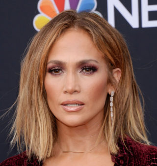 Jennifer Lopez at 2018 Billboard Music Awards