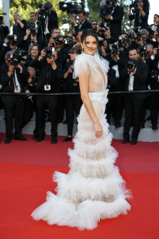 Kendall Jenner at Cannes Film Festival 2018