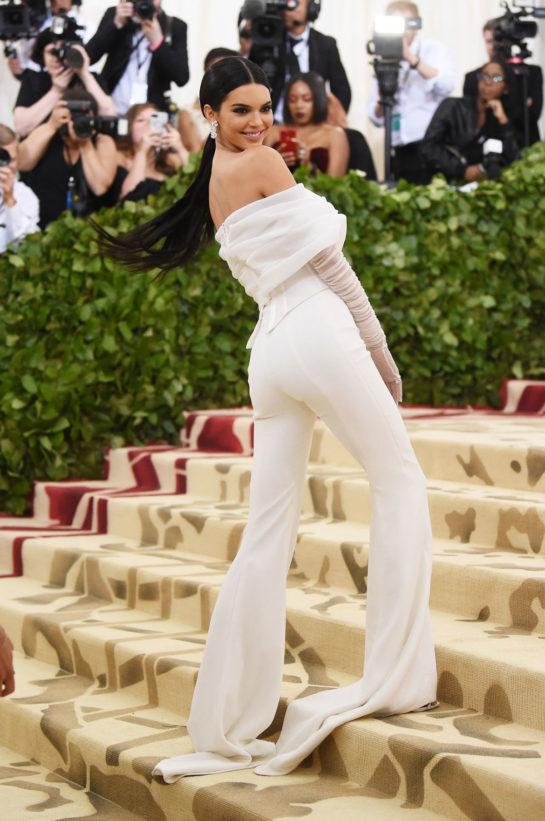 Kendall Jenner at MET Gala 2018
