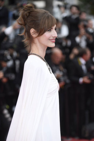 Louise Bourgoin at Cannes Film Festival 2018