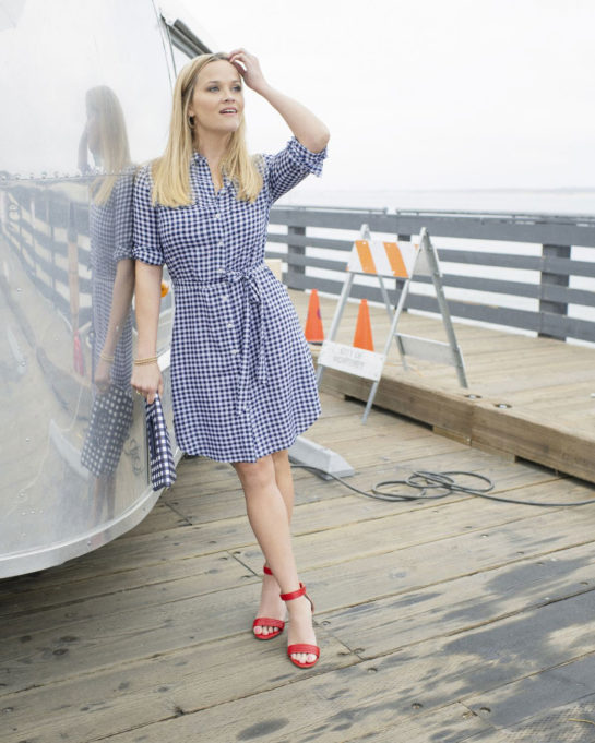 Reese Witherspoon for Draper James Summer 2018 Collection