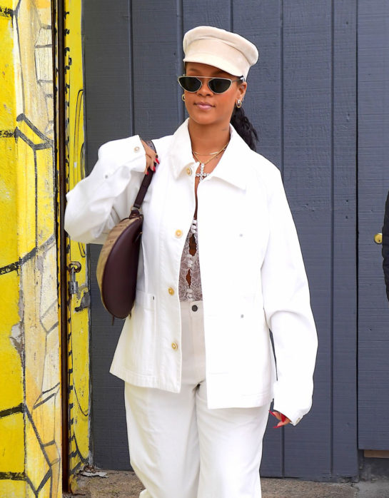 Rihanna - Art Gallery in New York