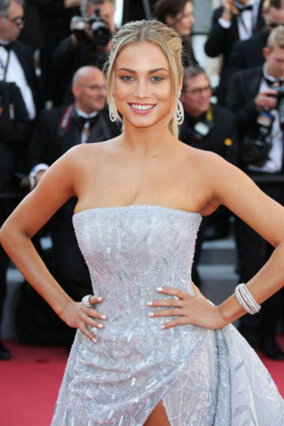 Rose Bertram at Cannes Film Festival 2018