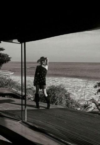 Rosie Huntington-Whiteley Photoshoot for Harper's Bazaar Australia (June/July 2018