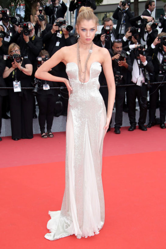 Stella Maxwell at Cannes Film Festival 2018