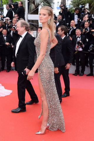 Toni Garrn at Cannes Film Festival 2018