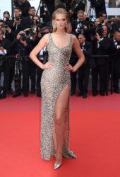 Toni Garrn at Cannes Film Festival 2018