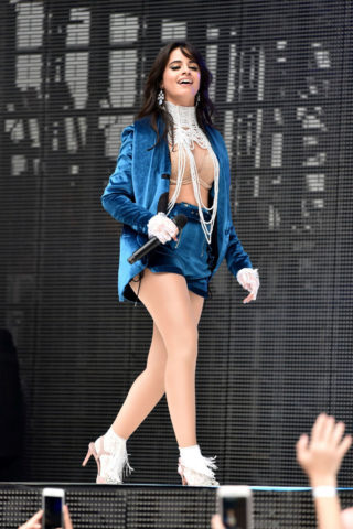 Camila Cabello Performs at Capital Radio Summertime Ball 2018 in London