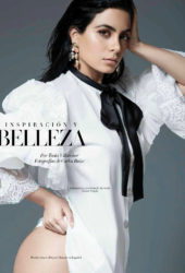 Emeraude Toubia in Harper's Bazaar (Spain June/July 2018)