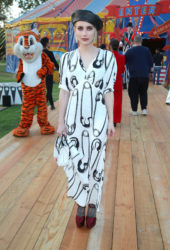 Emma Roberts - Moschino S/S 2019 Menswear And Women's Resort Collection in Burbank