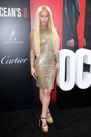 Gigi Gorgeous at Ocean's 8 Premiere in New York