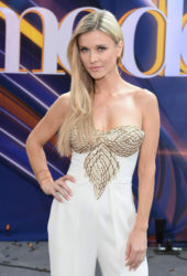 Joanna Krupa at Top Model Audition in Warsaw
