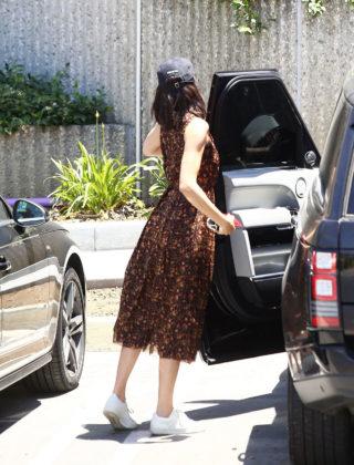 Kendall Jenner in Calabasas