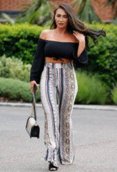 Lauren Goodger at MISSPAP Collection Launch in London
