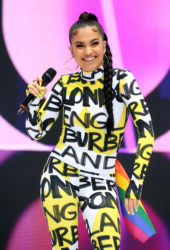 Mabel McVey Performs at Capital Radio Summertime Ball 2018 in London