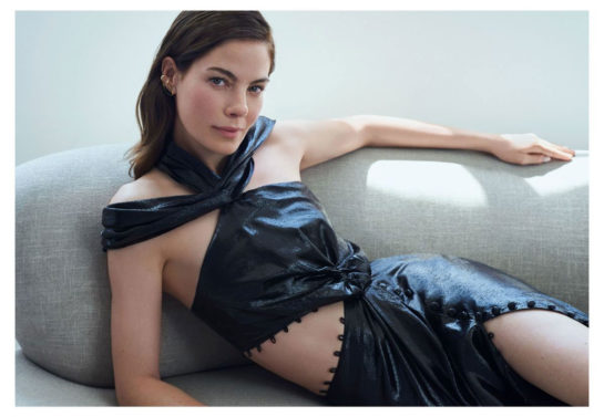 Michelle Monaghan for Dolce Magazine (Summer 2018)