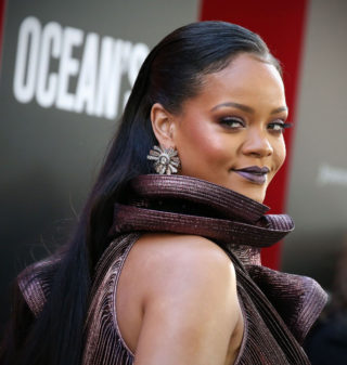 Rihanna at Ocean's 8 Premiere in New York