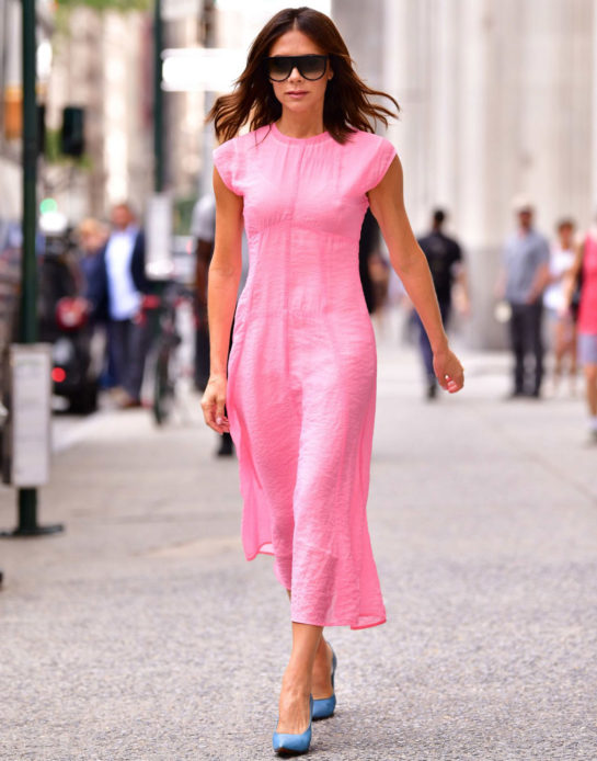 Victoria Beckham Style in New York City