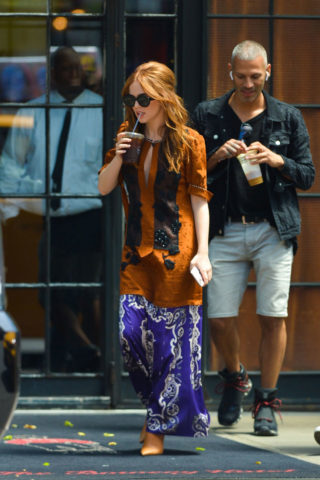 Zoey Deutch – Out in New York City