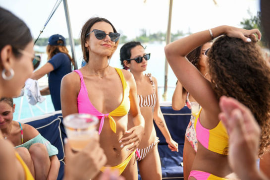 Madison Grace in Bikini at Revolve Summer Event in Bermuda