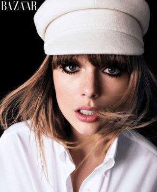 Taylor Swift for Harper's Bazaar US Magazine (August 2018)