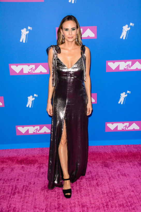 Keltie Knight at MTV Video Music Awards in New York