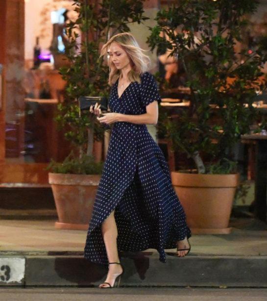 Laura Vandervoort Out in Los Angeles