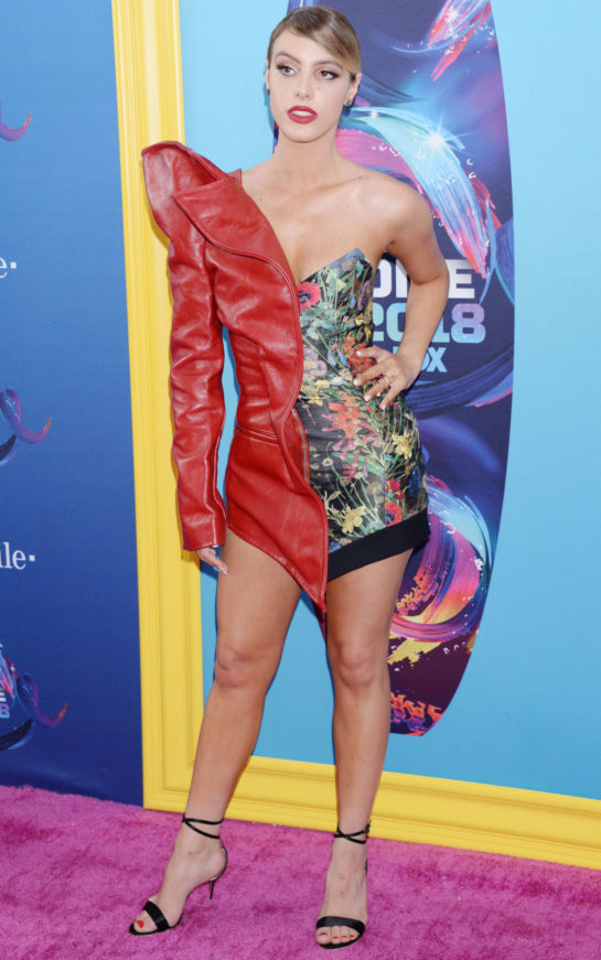 Lele Pons at 2018 Teen Choice Awards