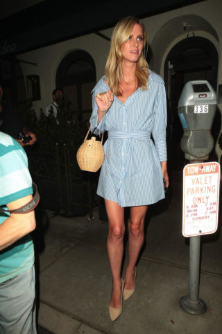 Nicky Hilton at Madeo in Beverly Hills