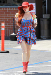 Phoebe Price in Beverly Hills