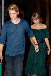 Taylor Swift and Joe Alwyn Night Out in London