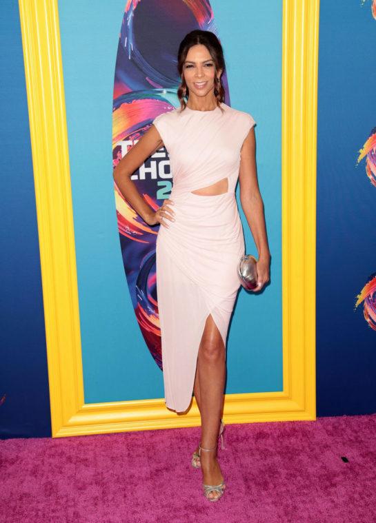 Terri Seymour at 2018 Teen Choice Awards