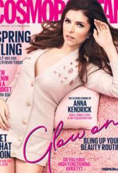 Anna Kendrick in Cosmopolitan Magazine (Australia October 2018)