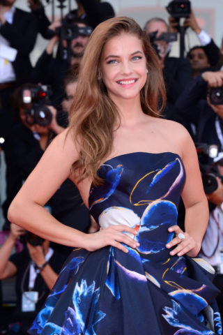 Barbara Palvin at First Man Premiere at Venice Film Festival