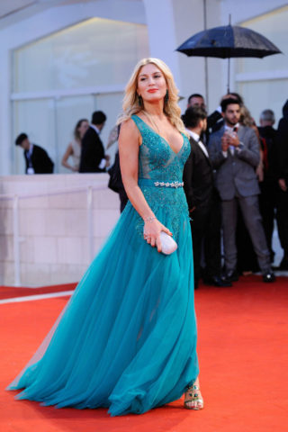 Hofit Golan at A Star is Born Premiere at 2018 Venice International Film Festival